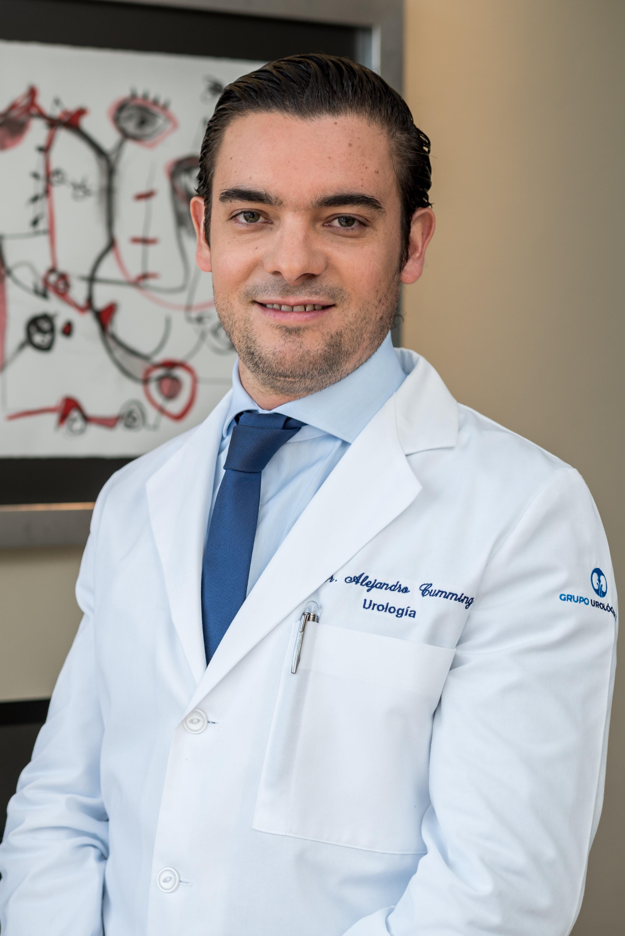 Dr. Alejandro Cumming