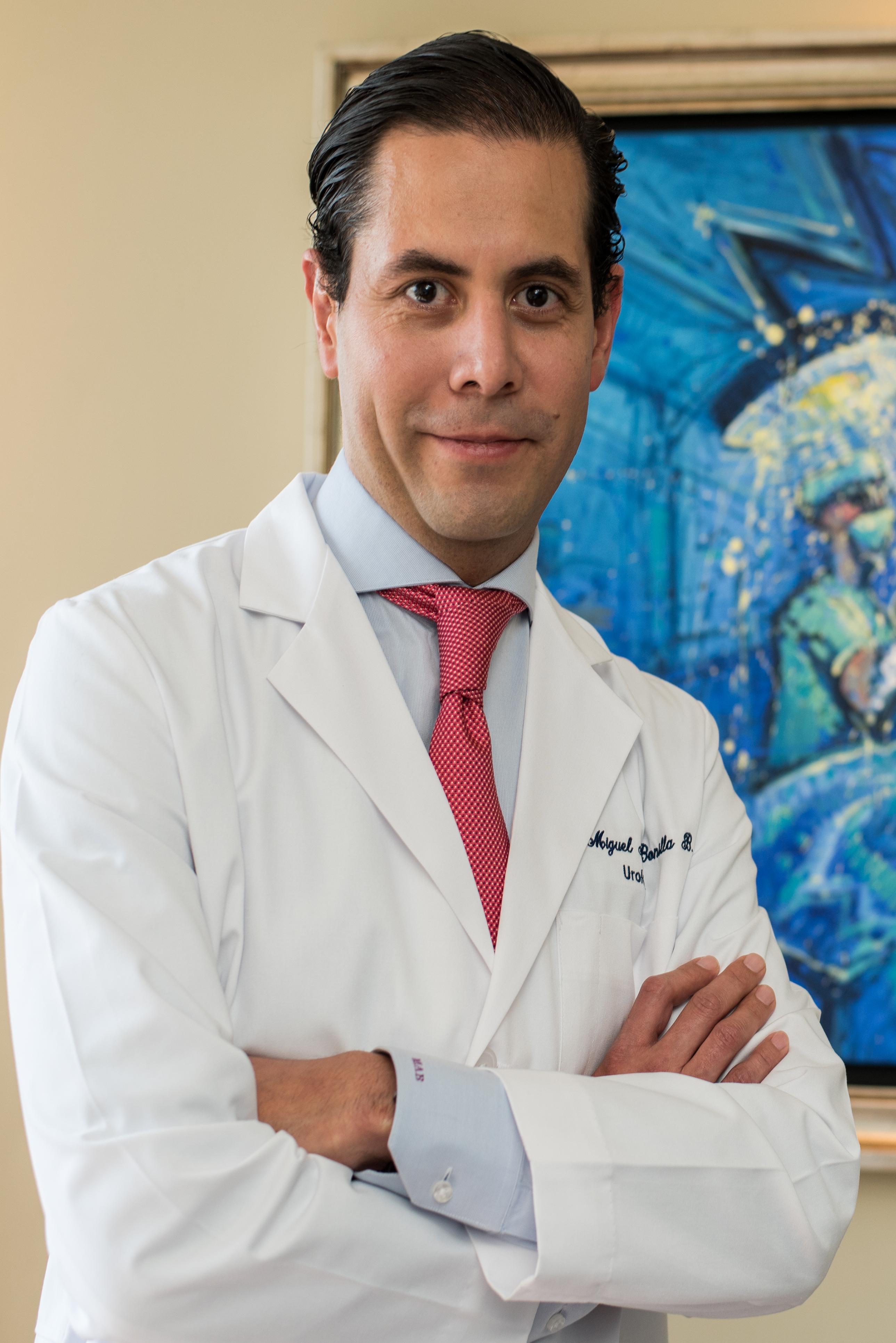 Dr. Miguel Bonilla